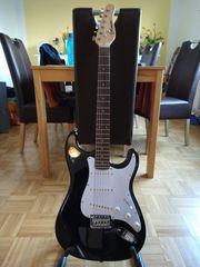 E-Gitarre Axman Strat Nachbau