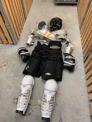 Eishockey Ausrüstung Größe L XL