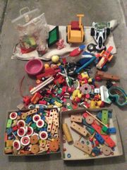 Jungs- Spielzeug voller großer Sack