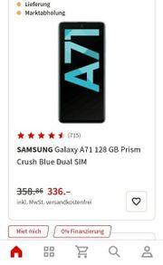 Samsung Galsxy A71