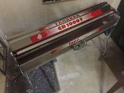 Tapeziermaschine cb 1000