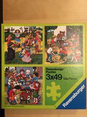 3 Puzzle von Ravensburger in
