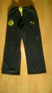 BVB Sporthose Gr 164 schwarz