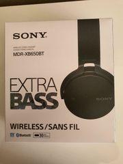 Sony MDR- XB650 BT Neuwertig