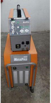 Schweißgerät Rehm 400 Mega Puls