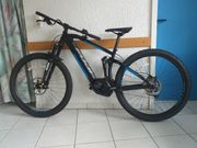 E-Mountain-Bike Fuji Black Hill EVO1