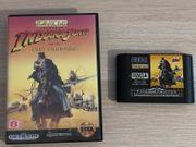 Sega Mega Drive Spiel Indiana