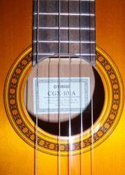 Yamaha CGX 101 Konzertgitarre mit