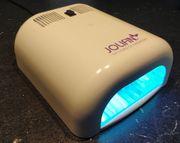 Jolifin® UV-Lampe Lichthärtungsgerät Maniküre Pediküre