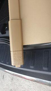 Kofferraumabdeckung für R Klasse in