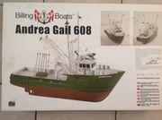 Schiffsmodell Andrea Gail Maßstab 1