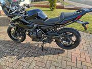 Yamaha Division 600 cm³