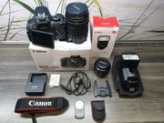 Canon EOS 650 D - Bundle