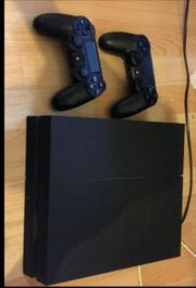 PS4 500 gb 2 Controller