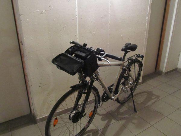 E-Bike Epple Shimano XT 27
