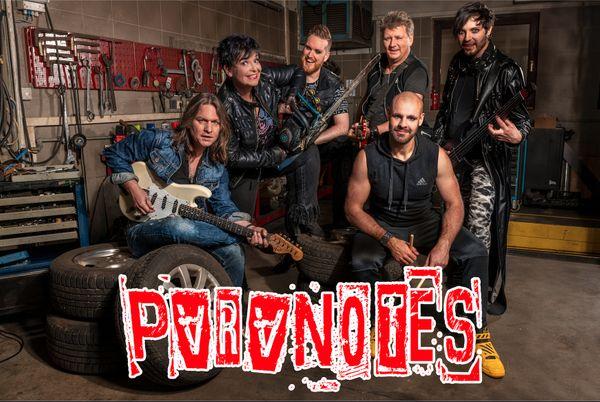 Rockband sucht versierten Lead E-Gitarrist