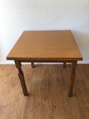 Eiche Rustikal rechteckiger Tisch zum