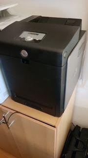 Laserdrucker DELL 3110cn mit defekter