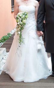 Brautkleid Gr 36 Hochzeitskleid A-Linie