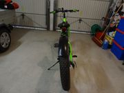 Fat Bike Fahrrad 26x4