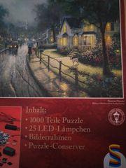 Puzzle 1000 Teile mit Led