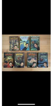 Harry Potter Band 1-7