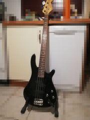 Vision E-Bass Gitarre zu verkaufen