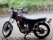 Yamaha SR 500 Baujahr 1980