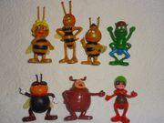 Sammlung Bully Figuren Biene Maja