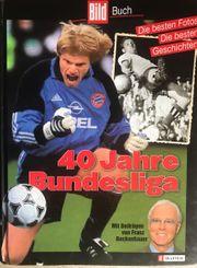 40 Jahre Bundesliga