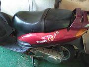 Roller Daelim SG 125 fahrbereit