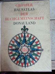Grosser Hausatlas der Buchgemeinschaft Donauland