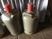 Gasflaschen Propan 11 kg und