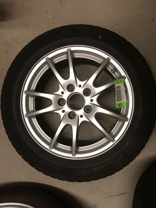 Mercedes Winterräder 16