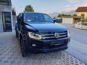 VW Amarok Doublecab Highline BMT