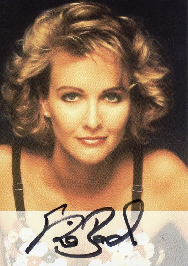 Kristina Bach Autogramm