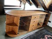 Stilvolles Schlafzimmer Wohnzimmer Büro-Möbel-Set Erle