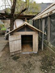 Hühnerstall - Stall - Hütte