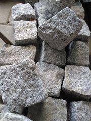 Pflastersteine aus Granit