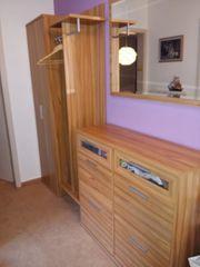 Garderobe 4tlg Schuhschrank Paneel Schrank