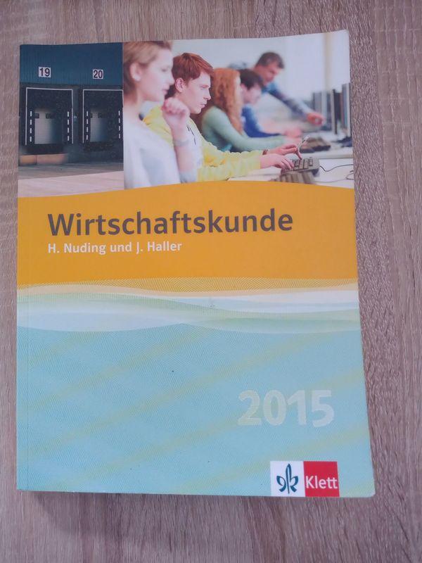 Wirtschaftskunde Klett Schuelerbuch Ausgabe 2015