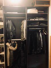 Kleiderschrank Schlafzimmer Schrank Ankleide Garderobe