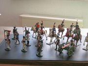 Soldaten der Napoleonischen Kriege von