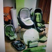Peg Perego Kinderwagen Set Babyschale
