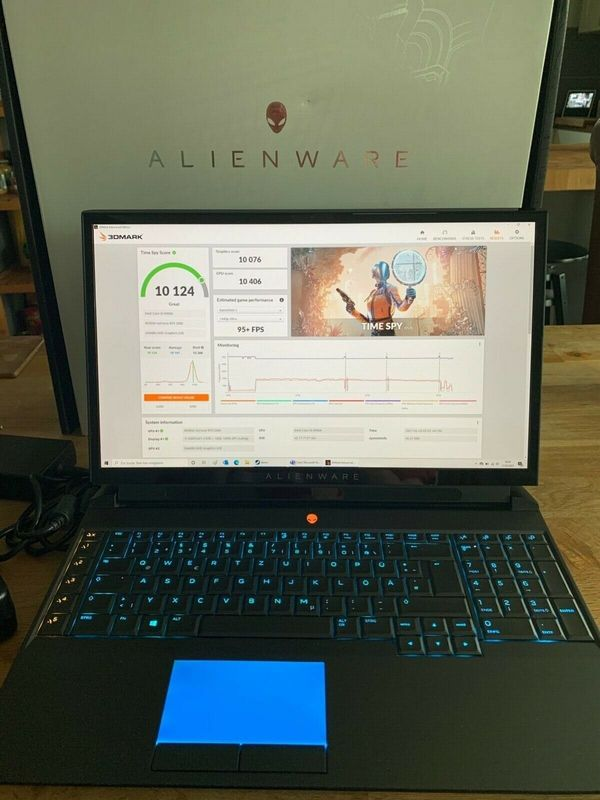 Dell Alienware Area-51m Gaming Intel