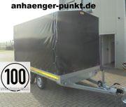 PKW MARKEN - Anhänger 4 m