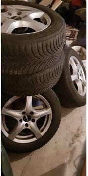 4 Winterreifen von Michelin 225