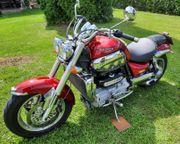 Motorrad Triumph Rocket III 3 -