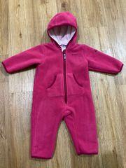 Baby Overall Kuschelfleece Jako-O