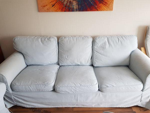 Ikea 3er Sofa Sessel